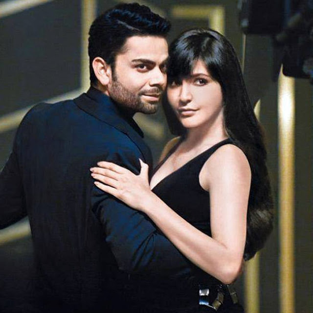 Virat and Anushka's Love Story will appear on Screen!!